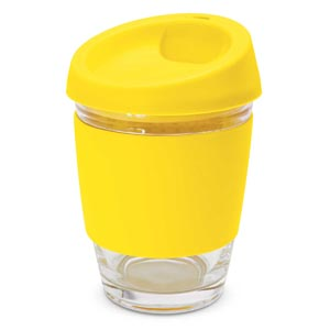 Yellow Promotional Reusable Drinkware